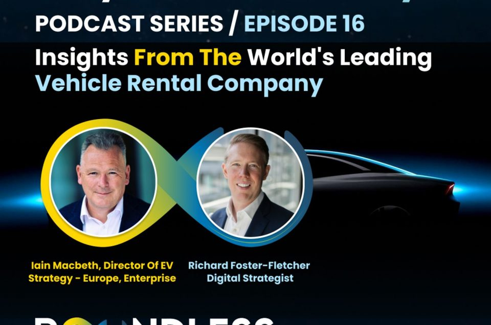 EP16 Beyond Journeys: Iain Macbeth, Director of EV Strategy – Europe, Enterprise: Insights from the world's leading vehicle rental company