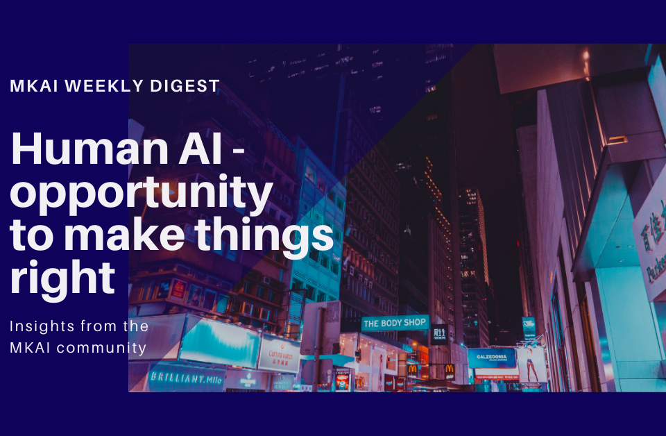 🔒 Human AI – opportunity to make things right
