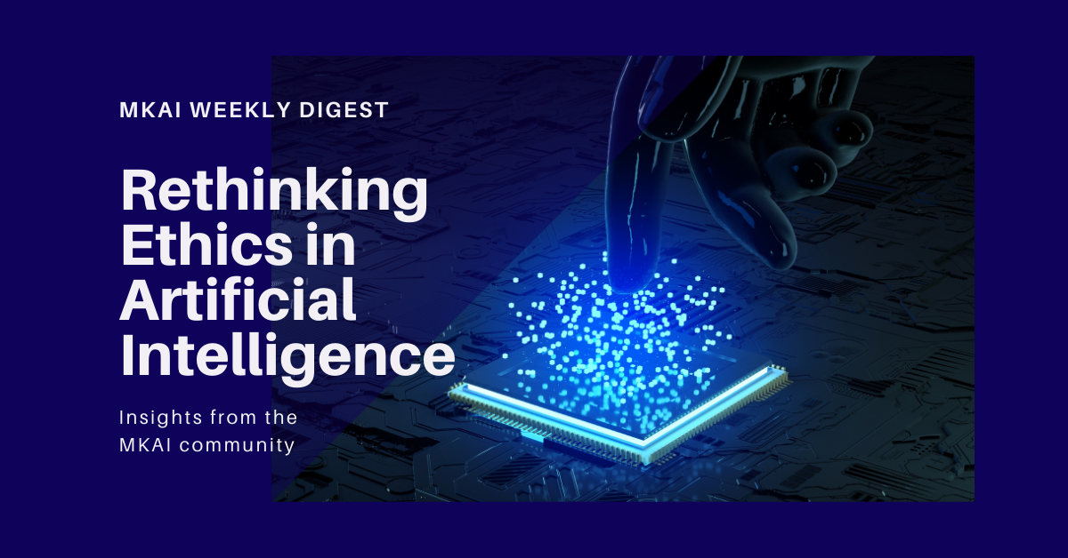 Rethinking Ethics in Artificial Intelligence