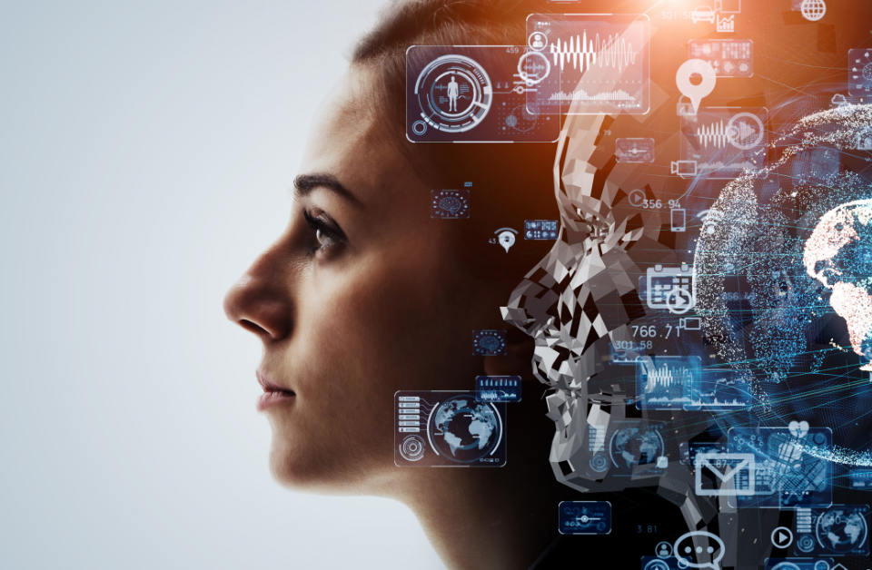 Shaping a better and purposeful future with AI